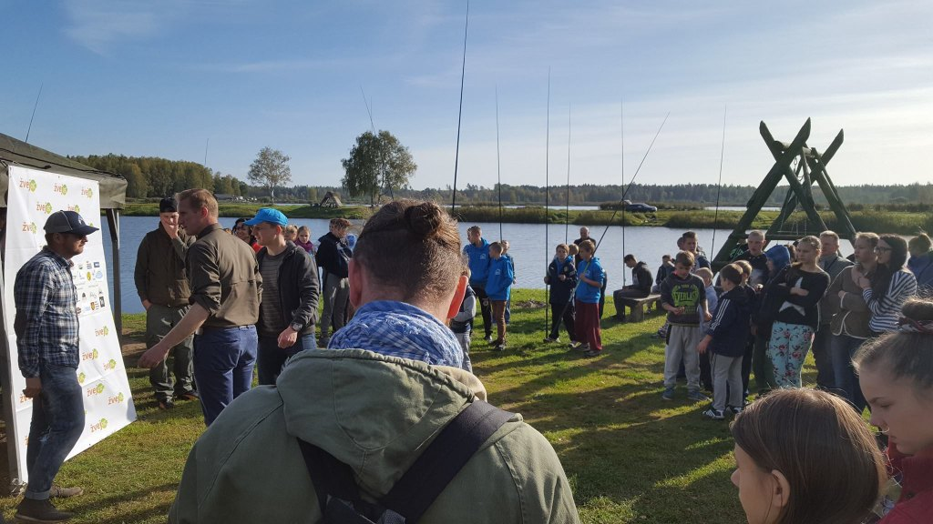 Žvejybos varžybos Lietuvoje