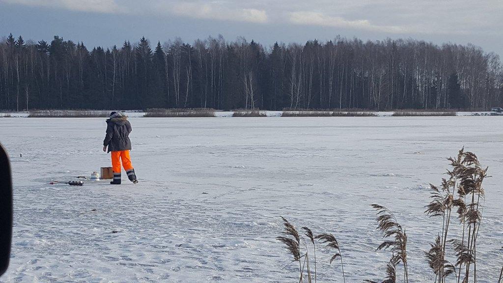 Poledinė žūklė Lietuvoje